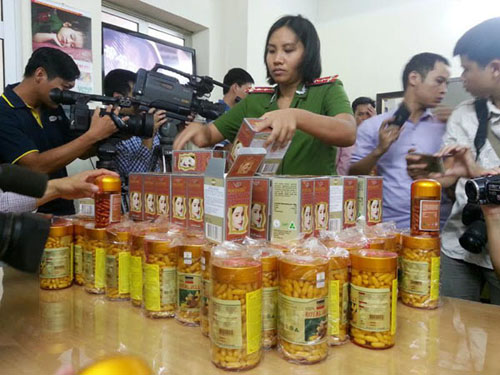 Strict rules for food supplements urged