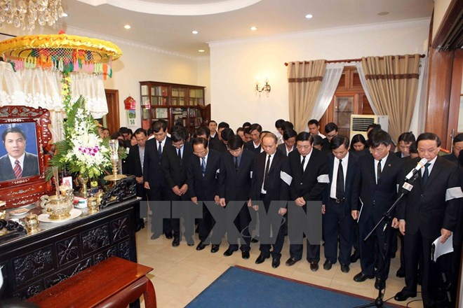 Memorial service held for PCC Internal Affairs Commissions head