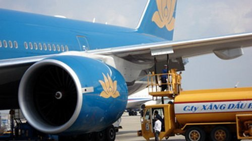 Aviation fuel thieves arrested at airport