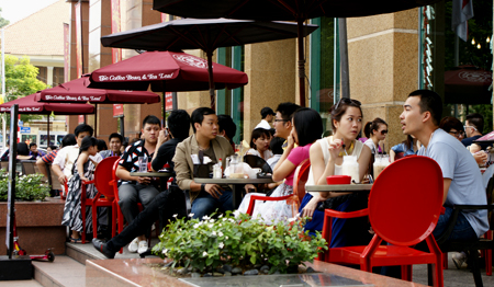 Eateries coffee shops and supermarkets reopen early