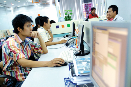 Companies to battle for top talents in 2015