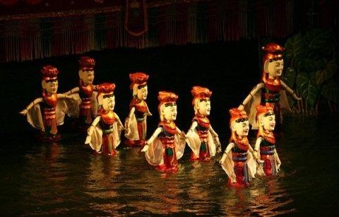 Ha Noi to host international puppetry festival