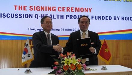 KOICA grants 30m ODA for central region