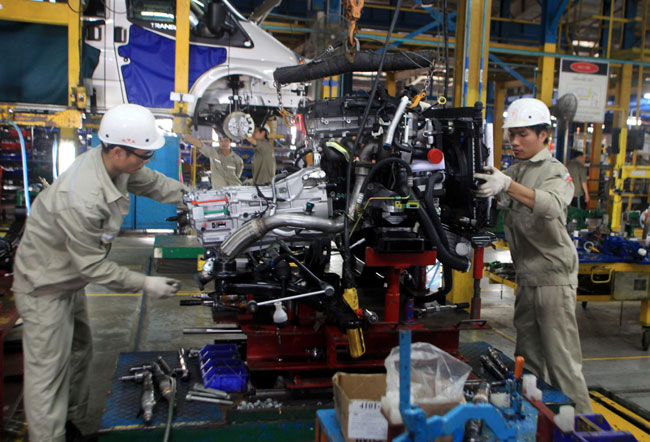 Trade deal hurting local auto makers
