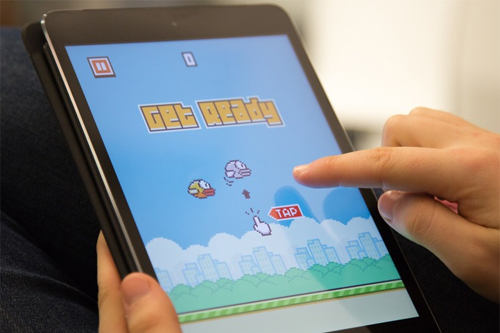 Flappy Bird app named in global popular brand list