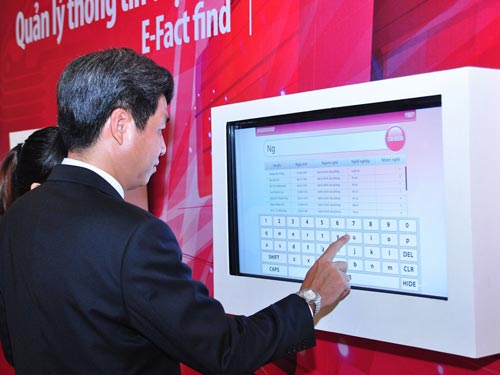 AIA VN launches i-service to boost customer care