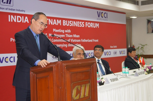 Viet Nam India businesses seek stronger partnership