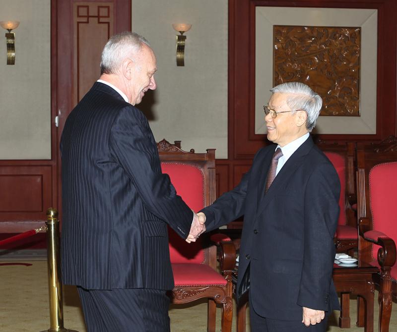Viet Nam prioritises partnership with Russia