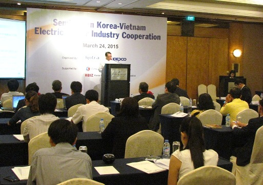 VN Korea to bolster electrical synergy