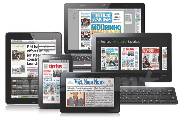 Vietnam News Agency launches five new services
