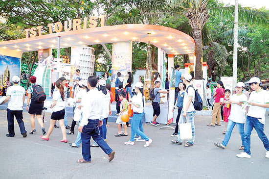 HCM City tourism day kicks off