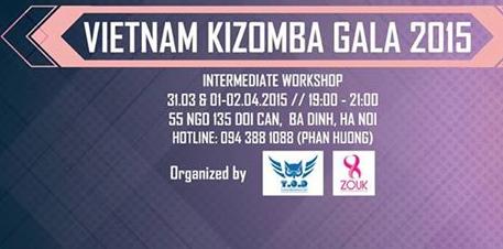 Dance gala to feature Kizomba guru