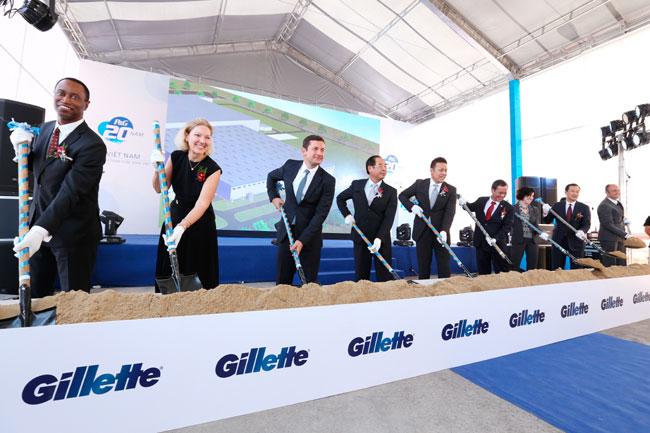 PG invests 100m in Gillette razor plant