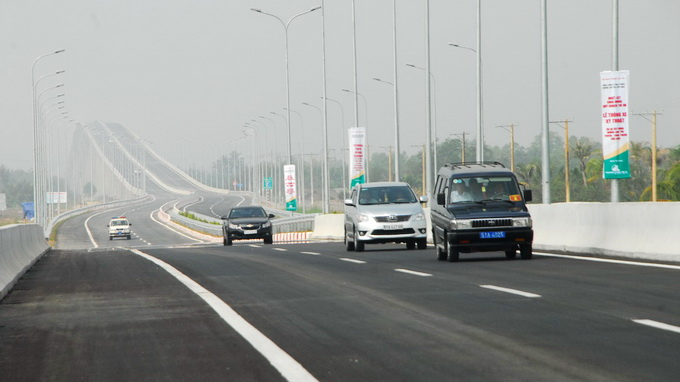Transport firms to develop infrastructure in new year