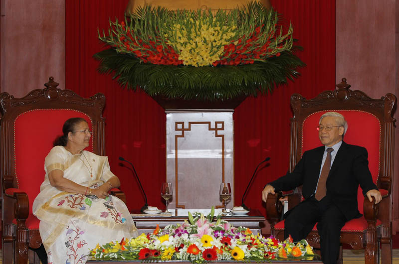 VN backs Indias Act East policy