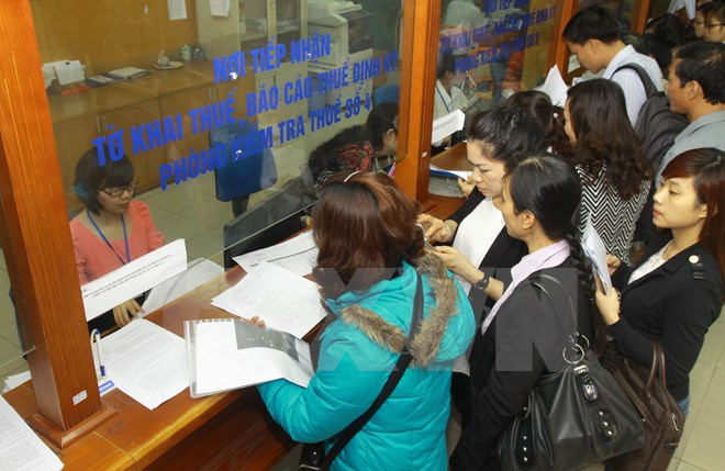 VN strives for big tax reform