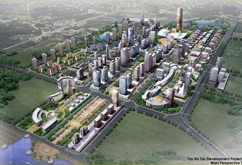 Capital shortage delays Tay Ho project