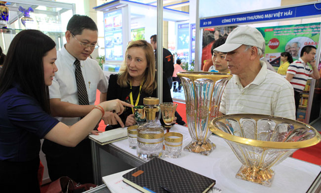 Vietnam Expo 2015 to connect traders
