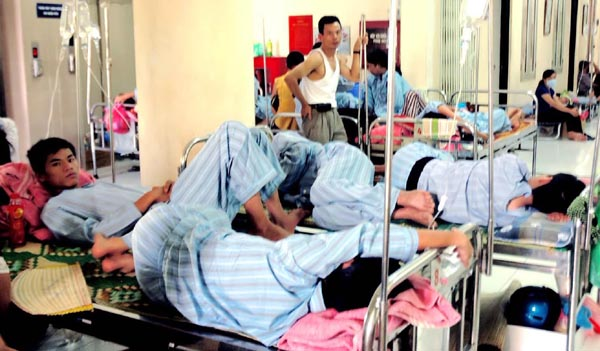 Project helping reduce overcrowding at central hospitals