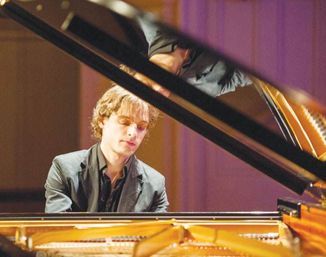 Russian guest artist strikes a chord with VNSO