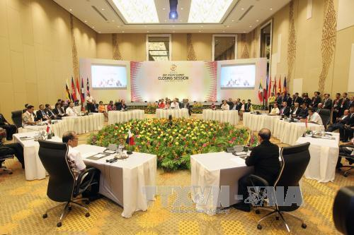 Chairmans Statement of 26th ASEAN Summit issued
