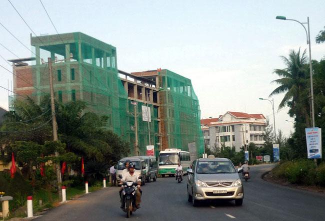 Phu Quoc draws tourism developers