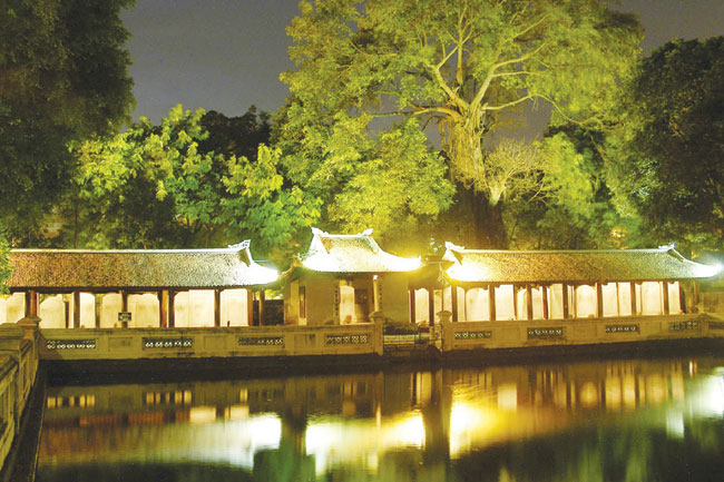 Travel Mart shows off VN heritages