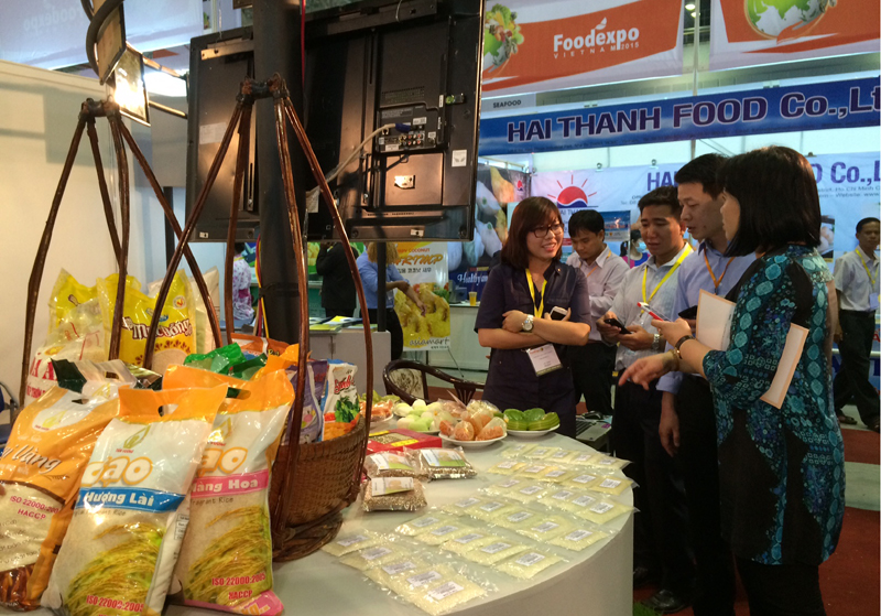 First VN Intl food industry expo opens