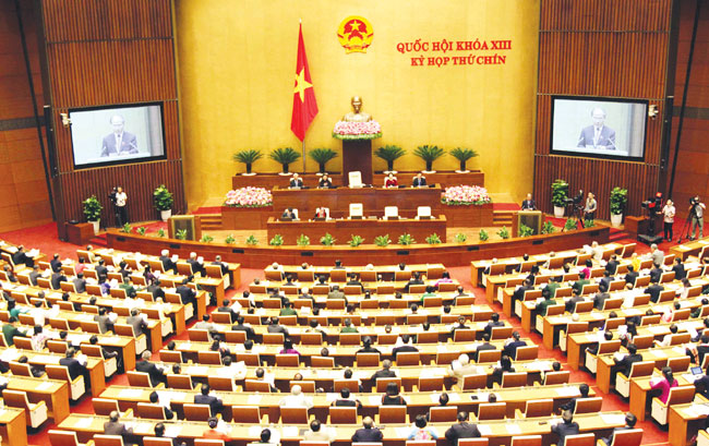 GDP sees biggest increase in five years as NAs ninth session opens