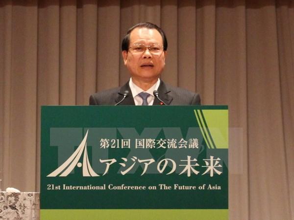 Japanese PM vows to support Viet Nams development