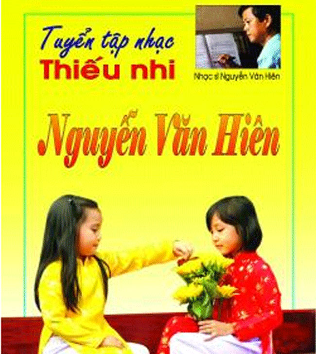 Song book celebrates Childrens Day