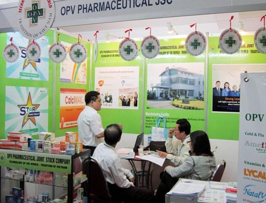 Viet Nam Medi-Pharm expo 2015 to open in Ha Noi
