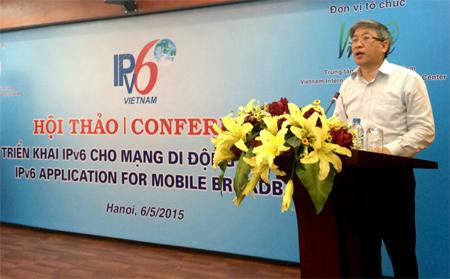 Increasing 3G subscribers to boost IPv6 use