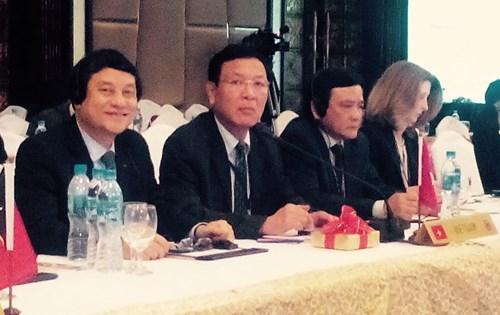 SE Asian education leaders discuss goals
