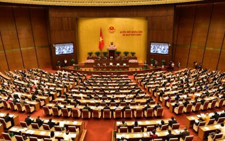 Legislators in discussions on legal reforms