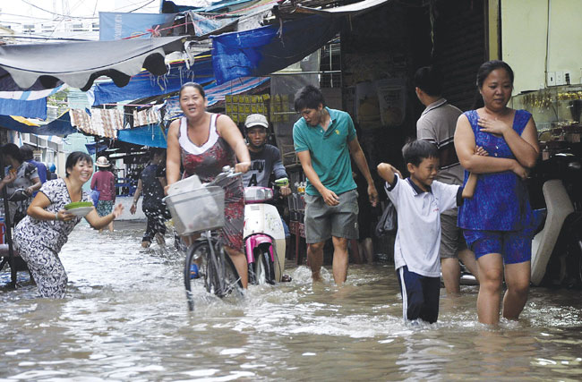 City needs 2.35b to complete all flood prevention projects