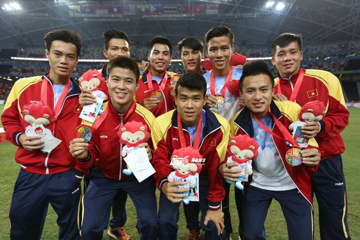 Viet Nam U23 football team to get 142000 for bronze medal