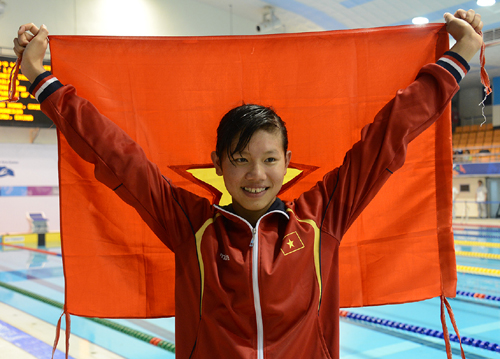 Vien scores three tickets to Olympics