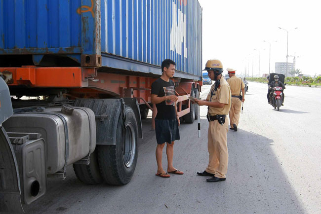 Heavier fines wont deter traffic violations