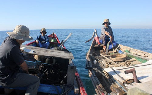 Marine resources in Ly Son Island face exhaustion