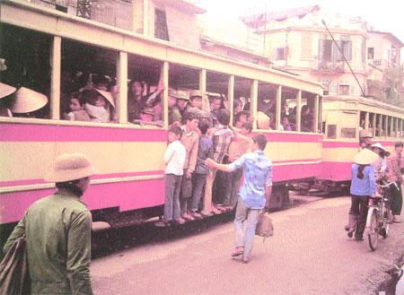 Wistful recallings of Ha Noi 30 years ago