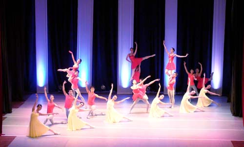 Concert ballet to welcome summer inspired by Hoi An