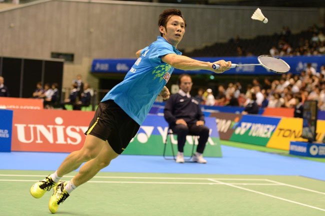 Shuttlers up for the challenge