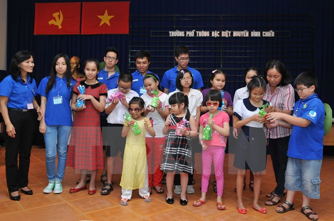 Young overseas Vietnamese people attend VN Summer Camp