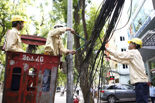 Capital plans to bury cables underground on 200 streets