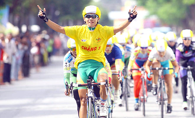 That wins first stage green jersey