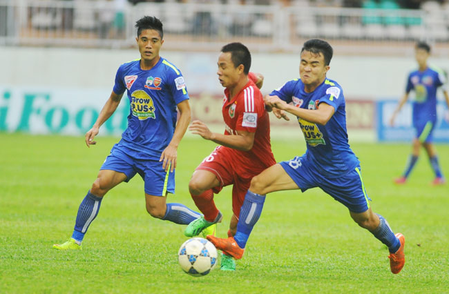HAGL return to victory in V.League 1