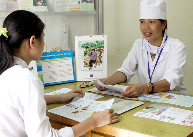 Misuse of contraceptive methods due to lack of professional consultations information
