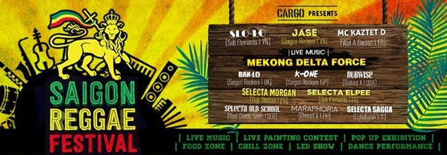 Saigon Reggae Festival to open this weekend