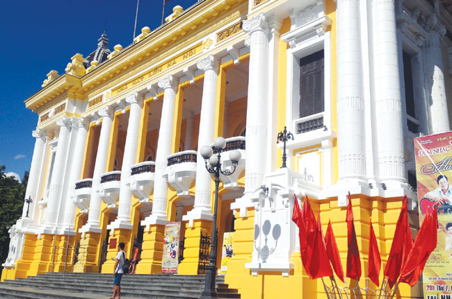 Opera House to be repainted again